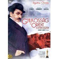 Gyilkosság az Orient Expresszen *Klasszikus* (DVD)