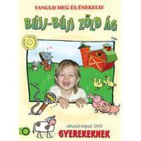 Bújj-bújj zöld ág 1. (Oktató-képző DVD gyerekeknek) (DVD)