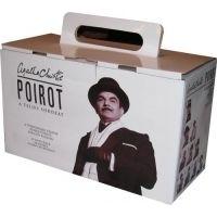 Agatha Christie: Poirot - Az első tizenegy évad (43 DVD)