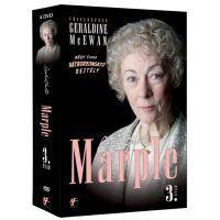 Agatha Christie: Miss Marple - 3. évad (4 DVD)