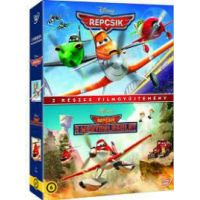 Repcsik 1-2. gyüjtemény díszdoboz (2 DVD)