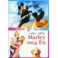 Hipervándor / Marley meg én (2 DVD)