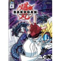 Bakugan - 8.kötet (DVD)