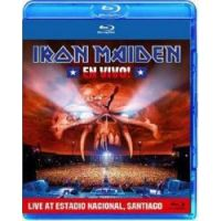Iron Maiden - En vivo! (Blu-ray)