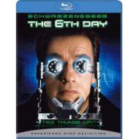 A hatodik napon (Blu-ray) A 6. napon