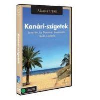 Arany utak: Kanári-szigetek (DVD)
