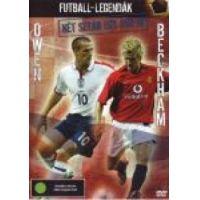 FUTBALL LEGENDÁK - OWEN ÉS BECKHAM (DVD)