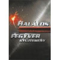Halálos fegyver 1-4. szinkronos csomag (4 DVD)