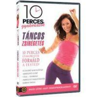10 perces gyakorlatok: Táncos zsírégetés (DVD)