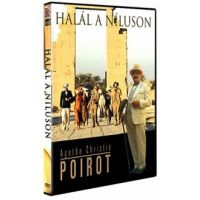 Agatha Christie: Halál a Níluson (Poirot-sorozat) (DVD)