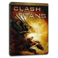 A titánok harca - Limitált 2-lemezes fémdobozos változat (DVD)