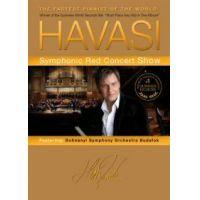 Havasi Balázs - Symphonic Red Concert Show (DVD)