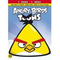 Angry Birds Toons: 1. évad, 1. rész - animációs arcok sorozat (DVD)
