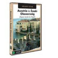 Arany utak - Ausztria és Észak-Olaszország (DVD)