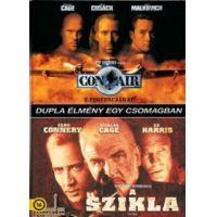 Con Air - A fegyencjárat / A szikla (2 DVD) (Twinpack)