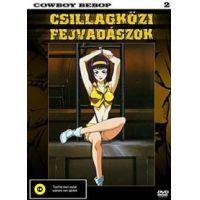 Cowboy Bebop - Csillagközi fejvadászok 2. (DVD)