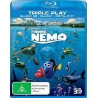 Némó nyomában (3D Blu-ray)