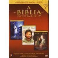 A Biblia titkai 6.: Tüzes kemence...(DVD)