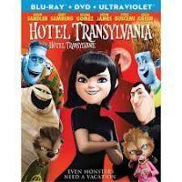Hotel Transylvania - Ahol a szörnyek lazulnak (Blu-ray)