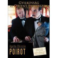 Gyilkosság az Orient expresszen (Poirot-sorozat)(DVD)
