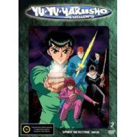 Yu Yu Hakusho - A szellemfiú - 2. (DVD)