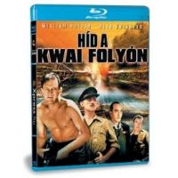 Híd a Kwai folyón (Blu-ray)