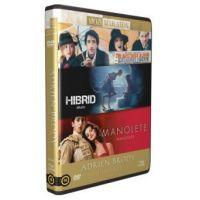 Mozimaraton: Adrien Brody díszdoboz (3 DVD)