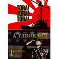 Tora! Tora! Tora! / A tábornok (2 DVD)