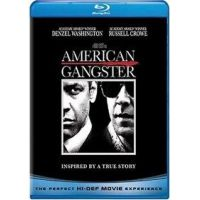 Amerikai gengszter (bővített és moziváltozat) (Blu-ray)