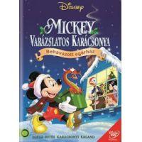 Mickey varázslatos karácsonya (DVD)