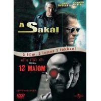 A Sakál / 12 majom (2 DVD)