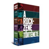 A rockzene története 1-10. (5 DVD)