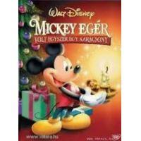 Mickey Egér - Volt egyszer egy karácsony (DVD)