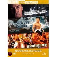 Mozimaraton: Akciófilmek hétvégére díszdoboz (3 DVD)