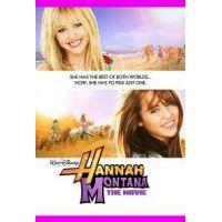 Hannah Montana - A film / Jonas Brothers 3D koncert (2 DVD)