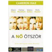 A nő ötször (DVD)