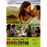 Bor, mámor, Provence / Kerülőutak (2 DVD)