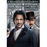 Sherlock Holmes 1-2 gyűjtemény (2 DVD)