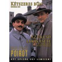 Agathe Christie - Kétszeres bűn / Az olcsó lakás esete (Poirot-sorozat) (DVD)