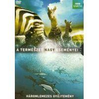 A természet nagy eseményei (3 DVD)