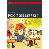 Pom Pom meséi 1. (DVD)