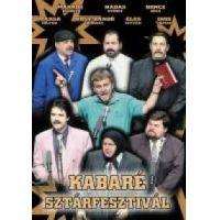 Kabaré sztárfesztivál ( Markos, Nádas, Boncz) (DVD)