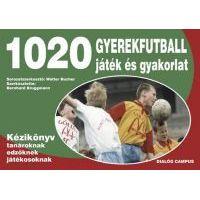 1020 gyerekfutball játék és gyakorlat