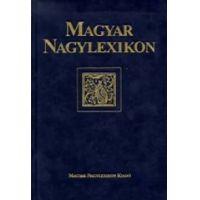 Magyar Nagylexikon XVI. kötet