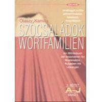 Szócsaládok I. A-J (Wortfamilien)