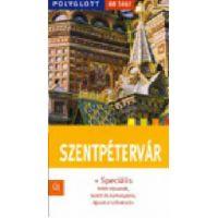 Szentpétervár - Polyglott on tour útikönyv