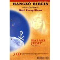 Hangzó Biblia - Újszövetség - Máté evangéliuma - 3 CD-vel