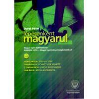 Lépésenként magyarul - Második lépés - Magyar nyelvkönyv középhaladóknak