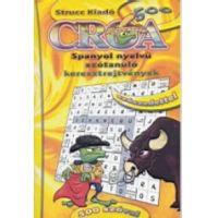 Croa - Spanyol nyelvű szótanuló keresztrejtvények 500 szóval