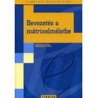 Bevezetés a mátrixelméletbe
